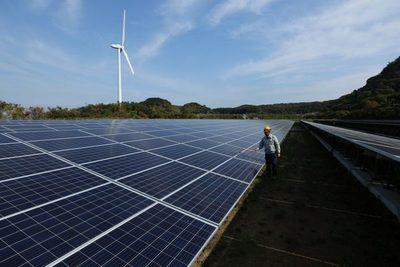 Japón debe apoyar energía verde para cumplir objetivo climático