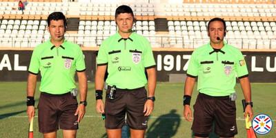 Designaciones arbitrales para la fecha 16 del Torneo Apertura