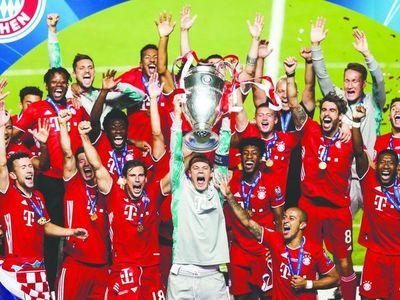 Bayern Munich vuelve a ser el rey de Europa