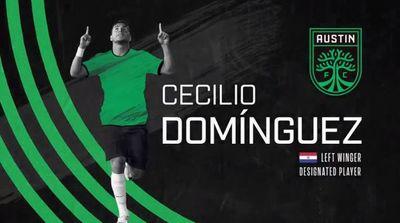 Cecilio Domínguez con contrato de US$ 4 millones
