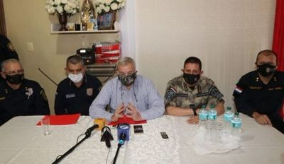 Confirman captura de 18 presuntos sicarios en apenas 2 días, en Pedro Juan Caballero