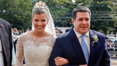 Fiscalía analizará multa por boda Cartes-Bendlin