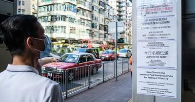 Hong Kong: Descubren el primer caso de reinfección con covid-19