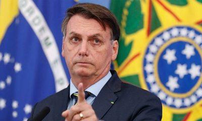 Bolsonaro amenazó a periodista