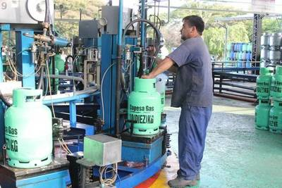 Empresarios garantizan que no habrá escasez de gas