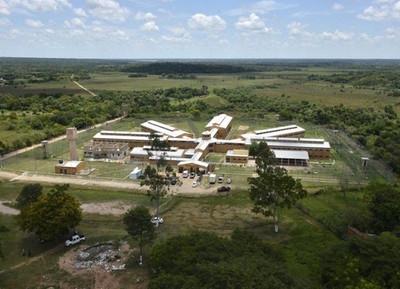 CORDILLERA: 120 GUARDIAS EN CUARENTENA TRAS CASOS POSITIVOS EN EL PENAL DE EMBOSCADA