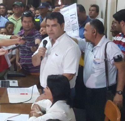 Intervención de Concepción sería rechazada en Diputados