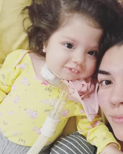 Parte de la reparación de Ronaldinho beneficiará a la pequeña Bianca