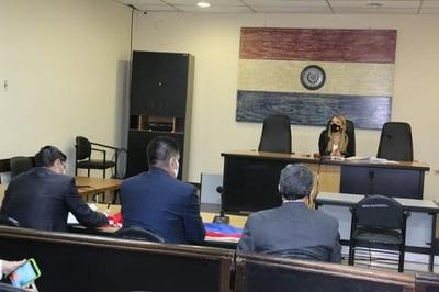 Efraín Alegre no acepta medidas alternativas a la prisión