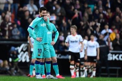 Bombazo: ¡Messi le habría comunicado al Barca que quiere irse!