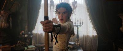 """La hermana de Sherlock entra en acción en primer tráiler de """"Enola Holmes"""""""