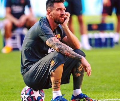 Messi comunica que quiere dejar Barcelona