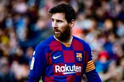 Humillante 8-2 fue el último partido de Messi con el Barcelona
