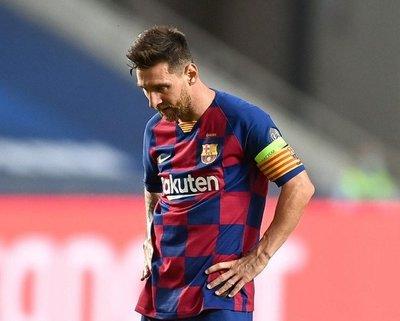 ¡Fin de una era! Messi comunicó al Barça que se va