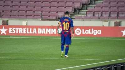 Lionel Messi dejará Barcelona tras 20 años