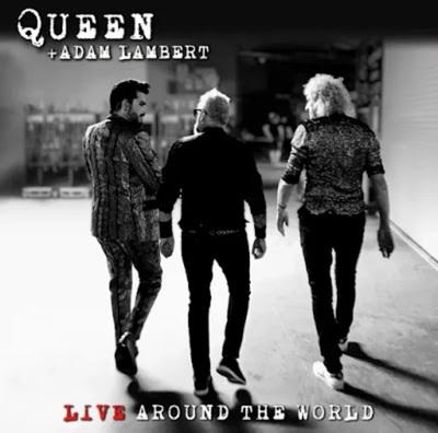 Queen lanza su primer disco con Adam Lambert en octubre