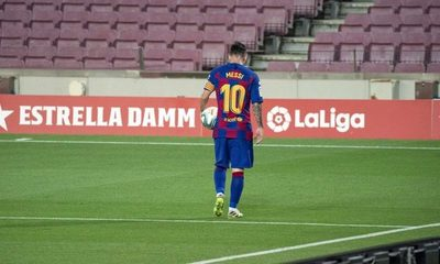 Messi le comunicó a Barcelona que se quiere ir