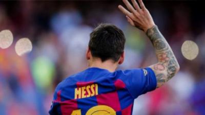 Messi quiere irse