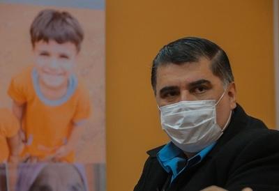 Oficializan designación de Julio Borba como viceministro de Salud