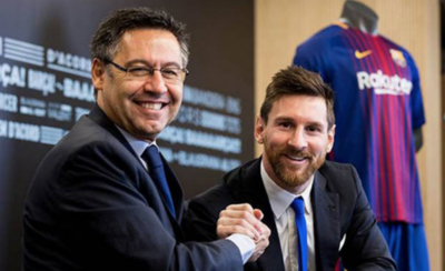 HOY / La casi salida de Messi de Barça y el futuro que tendrá el crack