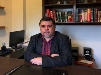 Oficializan nombramiento de Julio Borba en reemplazo de Juan Carlos Portillo