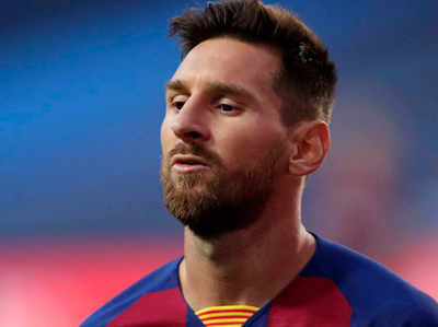 La idea de Lionel Messi es salir del Barcelona sin costo