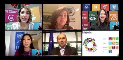 """""""Reconocimiento ODS Paraguay 2020"""" premiará buenas prácticas de desarrollo sostenible"""