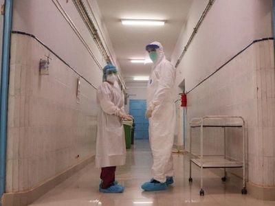 """Covid-19: """"Podríamos llegar al colapso del sistema de salud"""", dice nuevo viceministro"""