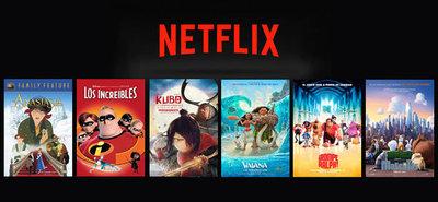 Las mejores películas animadas en Netflix