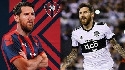 Olimpia y Cerro se disputan la ficha de Messi, en redes y memes
