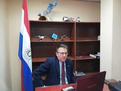 Denuncian militarización de la Agencia Espacial del Paraguay