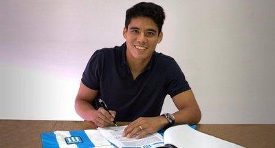 Oficial: Lorenzo Melgarejo es nuevo jugador de Racing de Avellaneda