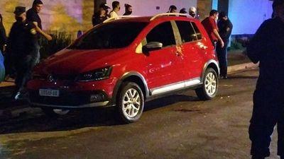 Sicarios acribillan con tiros de fusil y pistola a brasileño