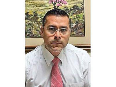 Humberto Rosetti nuevo fiscal adjunto de Alto Paraná
