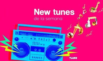 NEW TUNES DE LA SEMANA 13/12/19