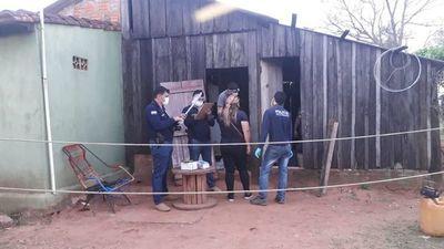 Matan a machetazos a un ganadero en su establecimiento en Santaní