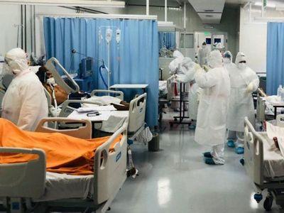 Internados por Covid empiezan a desbordar el Hospital de Itauguá