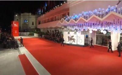 El Festival de Cine de Venecia con mascarillas