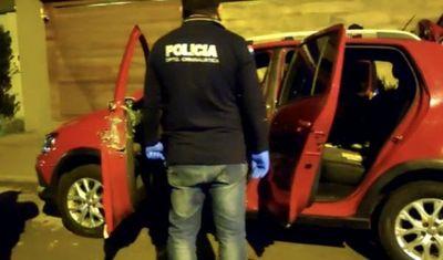 Brasileño con libertad condicional fue acribillado a balazos en Pedro Juan