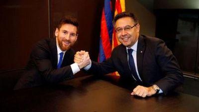 Quién es Josep Bartomeu, el controvertido presidente del Barcelona que provocó el hartazgo de Messi