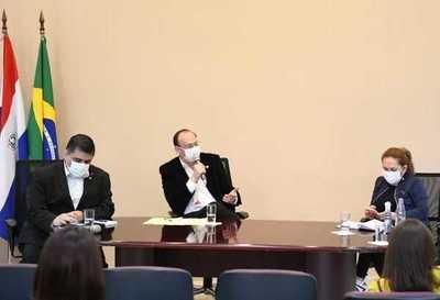 Aseguran que Itaipú está comprometida en asistir al Alto Paraná