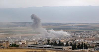 Ejército israelí reivindica bombardeos aéreos contra posiciones de Hezbolá en Líbano