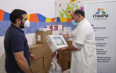 Entregan monitores multiparamétricos para centros especializados del país – Diario TNPRESS