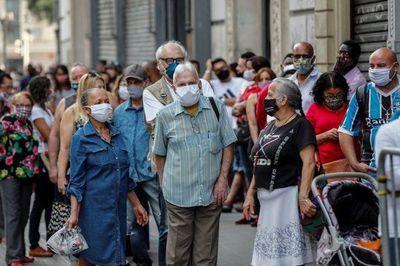 """Explosión de Covid-19 en Central y Asunción: """"Podemos vivir un escenario peor que Alto Paraná"""""""