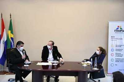 Conforman comité interinstitucional para atender emergencia en Alto Paraná y canalizar apoyo de Itaipú