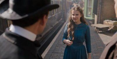 Netflix lanza trailer de Enola Holmes