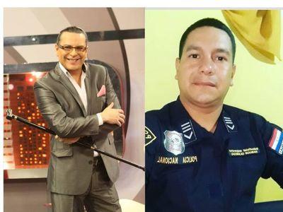 """Escándalo por pregunta de policia a Mili Brítez: """"¿Los putos también se enamoran?"""""""