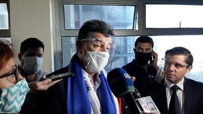 Efraín no respetará las medidas sustitutivas porque quiere que se ordene su prisión preventiva
