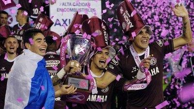 Un club de la Superliga recordó el Día del Idioma Guaraní y a sus paraguayos