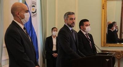 COVID19 rodea al presidente Abdo, ahora su secretario privado adjunto da positivo